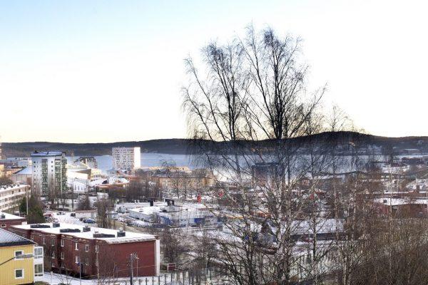 Vy från själevadsgatan 32 utsikt